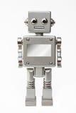 gullig robot Arkivfoto