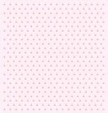 Gullig rosa körsbärsröd modell royaltyfri fotografi