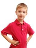 gullig stående för barn Royaltyfria Foton