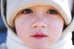 gullig unge Arkivfoto