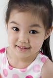 Gulliga asiatiska flickor Royaltyfri Fotografi