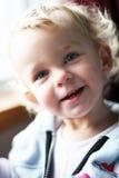gulligt barn royaltyfria bilder
