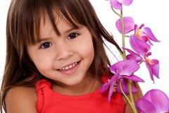gulligt barn Royaltyfria Foton