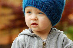 gulligt barn för barn Arkivbilder