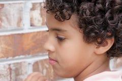 gulligt barn för pojke Fotografering för Bildbyråer