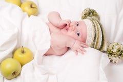 Gulligt behandla som ett barn royaltyfri fotografi