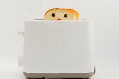 Gulligt bröd arkivfoto