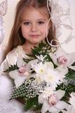 gulligt leende Royaltyfria Foton
