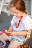 gulligt leka för unge Royaltyfri Foto
