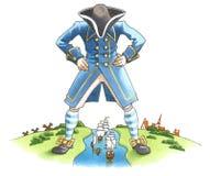 Gullivers Reisen Lizenzfreie Stockfotos