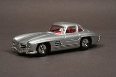 gullwing mercedes Royaltyfri Foto