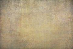 Gulna, den guld målade kanfas eller muslinbakgrunden royaltyfria foton