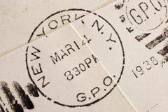 gulnad kuverttappning fotografering för bildbyråer