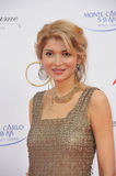 Gulnara Karimova Royalty Free Stock Photo