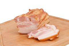 Guloseimas da carne na placa Imagens de Stock Royalty Free