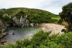 Gulpiuri beach, Asturia y Cantabria, Spain Stock Photo