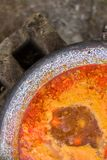 Gulyasleves stew Royalty Free Stock Photos