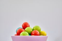 Gum Ball Candy Royalty Free Stock Images