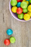 Gum Ball Candy Stock Photography