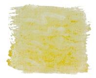 Gum bichromate print Royalty Free Stock Images