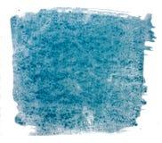 Gum bichromate print Royalty Free Stock Image