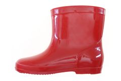 Gum Boots Royalty Free Stock Image
