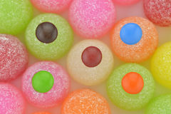 Gum drops Royalty Free Stock Photo