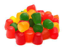 Gum Drops Royalty Free Stock Photography