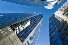 Tall Buildings in Australia Stock Images