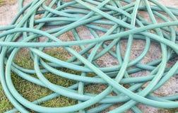 Guma wodny wąż elastyczny Zdjęcia Royalty Free