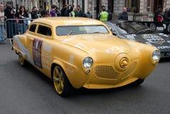 GUmball clássico amarelo 2010 Imagens de Stock