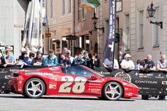 Gumball Ferrari 458 Stock Image