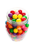 Gumball jar Stock Photos