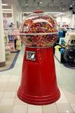 Gumball Machine. In kids store stock photo