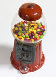 Gumball Machine. On a light background Stock Photos