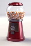 Gumball Machine with Pills Royalty Free Stock Images