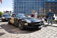 Gumball 3000 Race Royalty Free Stock Photo
