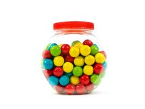 Gumballs Royalty Free Stock Photo