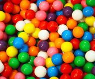 Gumballs Fotos de Stock Royalty Free