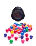 gumballs Fotografie Stock Libere da Diritti