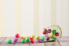 Gumballs Royalty Free Stock Images
