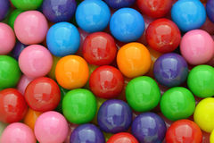Gumballs. Multi colored gumballs to use as background royalty free stock image