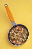 Gumbo with Okra Royalty Free Stock Image