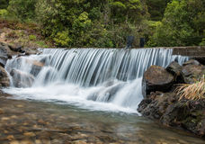 Gumboot Waterfalls Stock Images