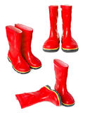 Gumboots Stock Photography