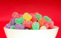 Gumdrop candy Royalty Free Stock Image