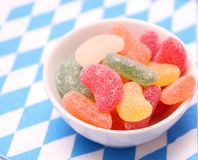 Gumdrops Royalty Free Stock Photography