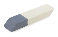 Gumka na białym tle Zdjęcie Stock
