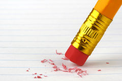 gumka ołówek zdjęcia royalty free