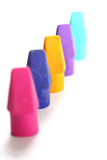 gumka wierzchołki fotografia royalty free